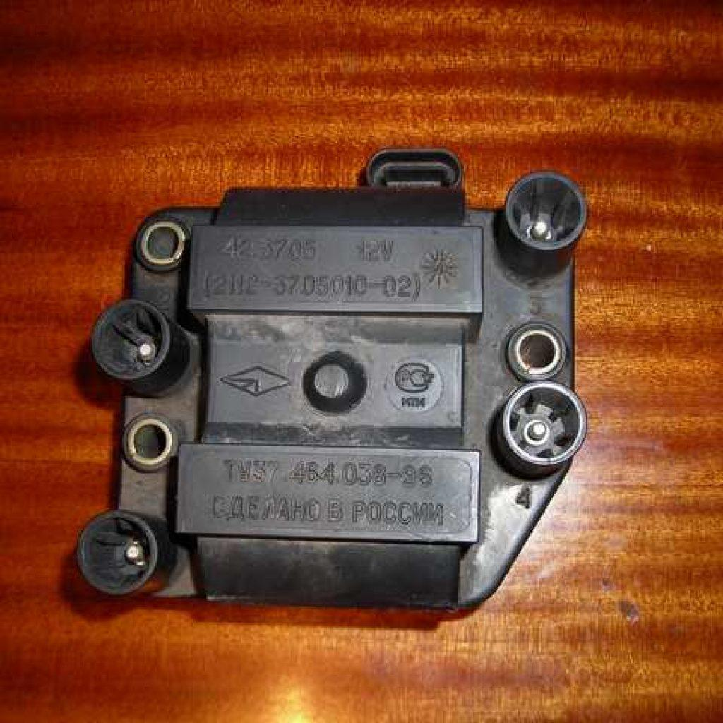 Схема подключения бронепроводов на ваз 2107 инжектор