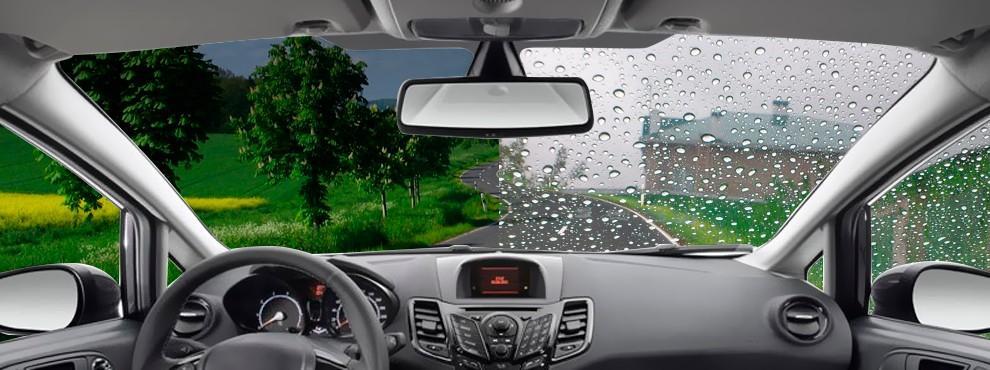 Антидождь: ваша безопасность на дорогах