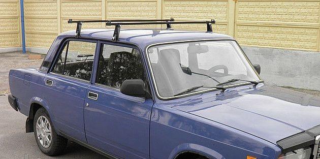 багажник на ВАЗ