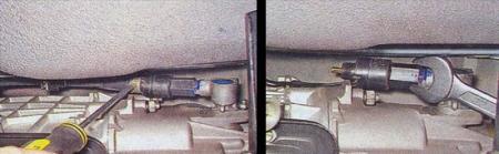 датчик скорости ваз 2107 инжектор