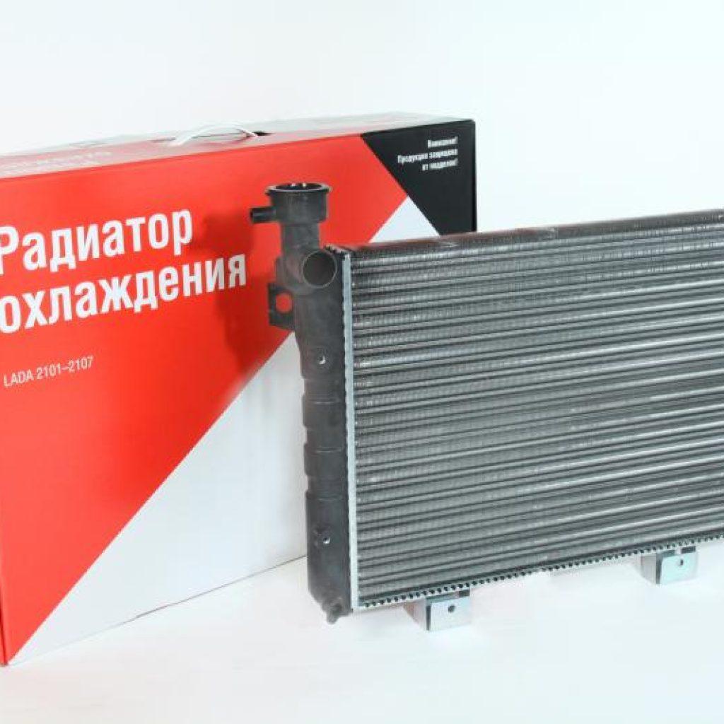 Замена и ремонт радиатора ВАЗ 2107 инжектор инструкции с фото и видео