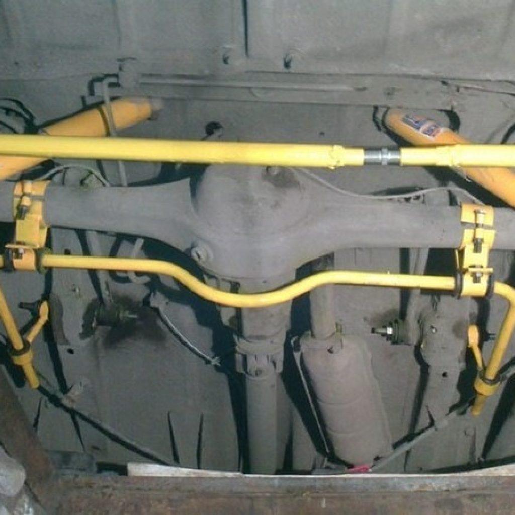 Задний стабилизатор поперечной устойчивости ваз 2107 замена втулок резинок инструкции с фото и видео
