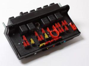 Электросхема ваз 21074 инжектор с описанием цветная