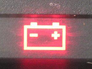 Нет зарядки на Ваз 2107