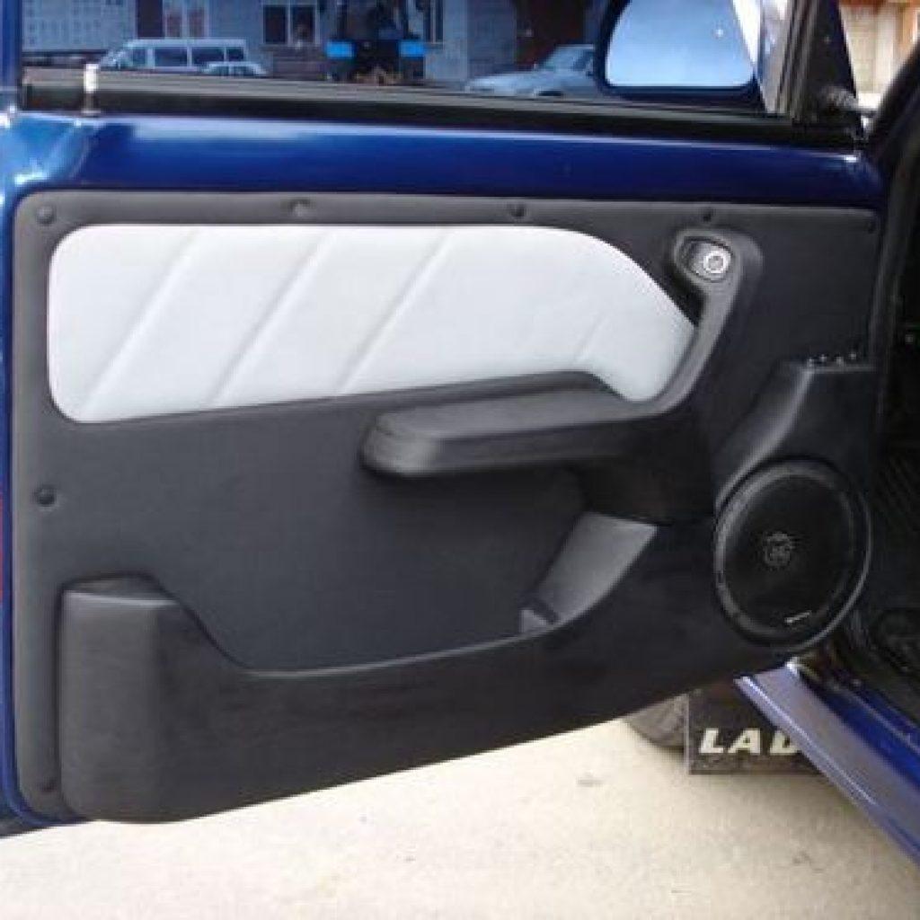 Как обшить двери автомобиля своими руками фото 114
