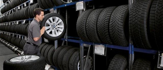 Обслуживание шин на Ваз 2107