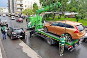 сколько стоит забрать машину со штрафстоянки