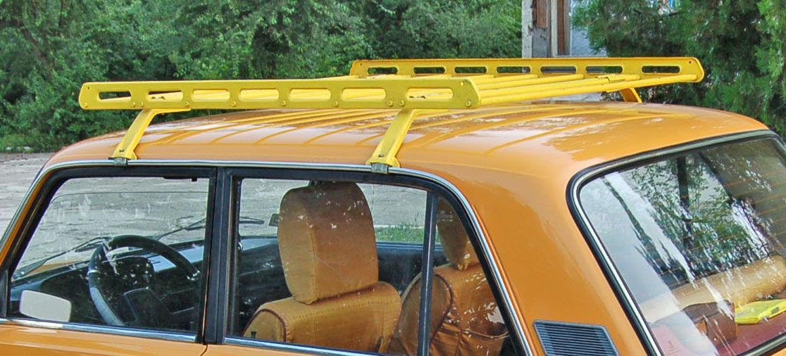 Багажник на крышу Ваз 2107