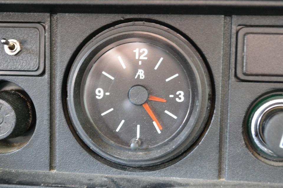 Часы Ваз 2107